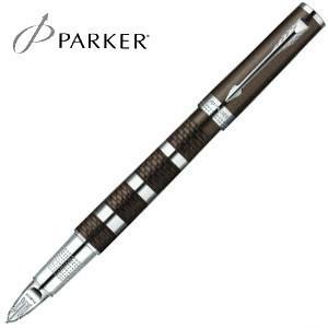 水性ペン パーカー インジェニュイティ 5th 水性ペン ブラウンラバー&メタルCT No. 1201742|nomado1230