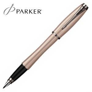万年筆 名入れ パーカー パーカー・アーバン プレミアム 万年筆 メタリックピンクDGT S1134152|nomado1230