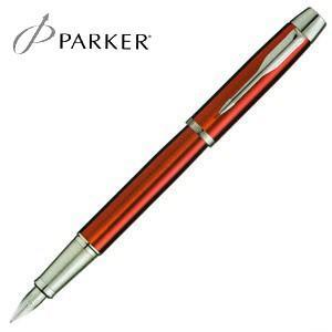 万年筆 名入れ パーカー パーカー・IM 万年筆 ピンクCT S1142142|nomado1230
