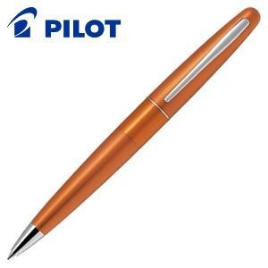 高級 ボールペン 名入れ パイロット コクーン 油性ボールペン オレンジ BCO-150R-O|nomado1230