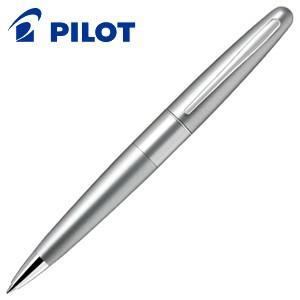 高級 ボールペン 名入れ パイロット コクーン 油性ボールペン シルバー BCO-150R-S|nomado1230
