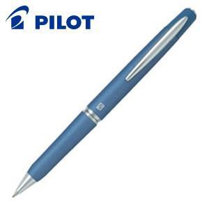高級 ボールペン 名入れ パイロット ふみ楽 ボールペン 瑠璃 BFU-5SR-RU|nomado1230