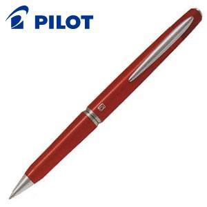 パイロット ふみ楽 油性 ボールペン パールレッド BFU-5SR-PR|nomado1230