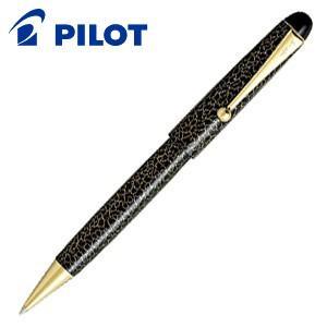 高級 ボールペン パイロット 蜻蛉塗 MAKIーE ボールペン 黒蜻蛉 BK-35SP-SR|nomado1230