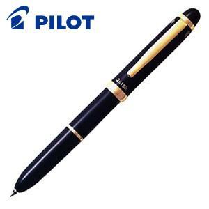 高級 マルチペン 名入れ パイロット ツープラスワン SR マルチペン ブラック BKH-3SR-B|nomado1230