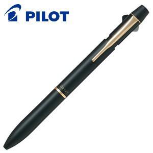 高級 マルチペン 名入れ パイロット ツープラスワン アクロ ドライブ 多機能ペン ブラック BKHD-250R-B|nomado1230