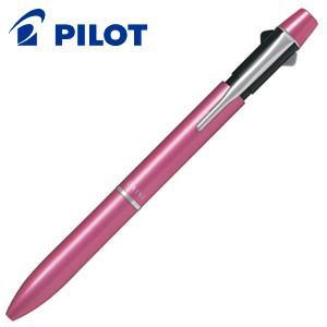 高級 マルチペン 名入れ パイロット ツープラスワン アクロ ドライブ 多機能ペン ピンク BKHD-250R-P|nomado1230