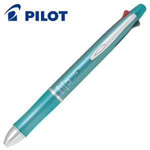 高級 マルチペン 名入れ パイロット ドクターグリップ4+1 0.5ミリ 多機能ペン ミントグリーン BKHDF1SEF-MG|nomado1230