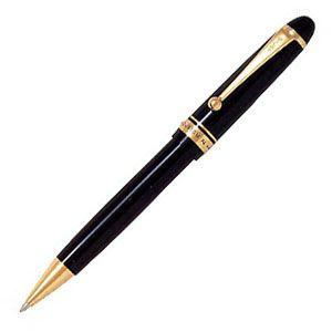 高級 ボールペン 名入れ パイロット カスタム74 ボールペン ブラック BKK-1000R-B|nomado1230