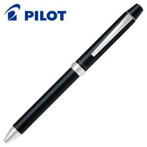 高級 マルチペン 名入れ パイロット リッジ 4色油性ボールペン ブラック BKTR-5SR-B|nomado1230