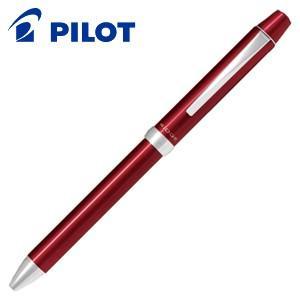 高級 マルチペン 名入れ パイロット リッジ 4色油性ボールペン ボルドー BKTR-5SR-BO|nomado1230
