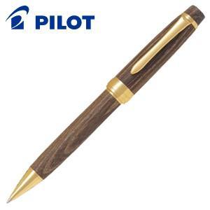 高級 ボールペン 名入れ パイロット カスタム槐 油性ボールペン BKV-2MK-ME|nomado1230