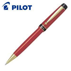 高級 ボールペン 名入れ パイロット ルシーナ ボールペン レッド BL-250R-R|nomado1230