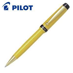 高級 ボールペン 名入れ パイロット ルシーナ ボールペン イエロー BL-250R-Y|nomado1230