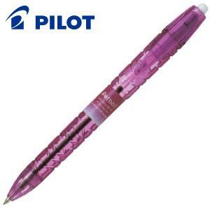 高級 ボールペン パイロット ペットボトル 油性ボトルペン 20セット バイオレット BPB-10F-VB|nomado1230