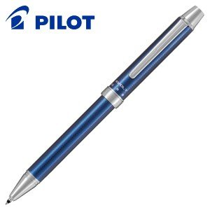 高級 マルチペン パイロット ツープラスワン エボルト 多機能ペン ヘリンボーンブルーブラック BTHE-150R-HBB|nomado1230