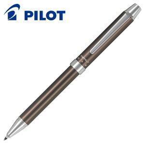 高級 マルチペン パイロット ツープラスワン エボルト 多機能ペン ヘリンボーンブラウン BTHE-150R-HBN|nomado1230