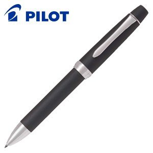 高級 マルチペン 名入れ パイロット フォープラスワン カスタムヘリテイジ 多機能ペン ブラック BTHHF2MR-B|nomado1230