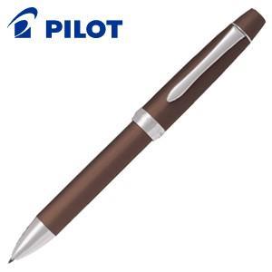 高級 マルチペン 名入れ パイロット フォープラスワン カスタムヘリテイジ 多機能ペン ブラウン BTHHF2MR-BN|nomado1230