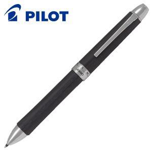 高級 マルチペン 名入れ パイロット ツープラスワン レグノ 多機能ペン ブラック BTHL-3SK-B|nomado1230
