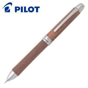 高級 マルチペン 名入れ パイロット ツープラスワン レグノ マルチペン メイプル・モクメ BTHL-5SK-M|nomado1230