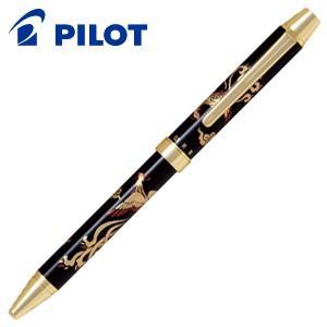 高級 マルチペン パイロット ツープラスワン 雅絵巻 多機能ペン 鳳凰 BTHM-3SR-HO|nomado1230