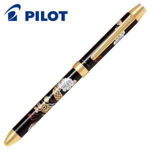 高級 マルチペン パイロット ツープラスワン 雅絵巻 多機能ペン 龍 BTHM-5SR-R|nomado1230