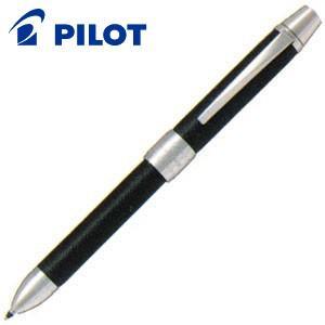 高級 マルチペン パイロット ツープラスワン リッジ レザー マルチペン ブラック BTHR-3SL-B|nomado1230