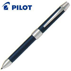 高級 マルチペン パイロット ツープラスワン リッジ レザー マルチペン ブルー BTHR-3SL-L|nomado1230