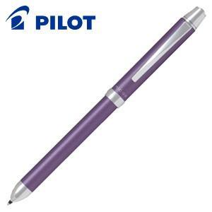 高級 マルチペン 名入れ パイロット ツープラスワン リッジ 多機能ペン バイオレット BTHR-3SR-V nomado1230