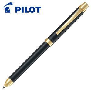 高級 マルチペン 名入れ パイロット ツープラスワン リッジ 多機能ペン ブラック BTHR-5SR-B|nomado1230