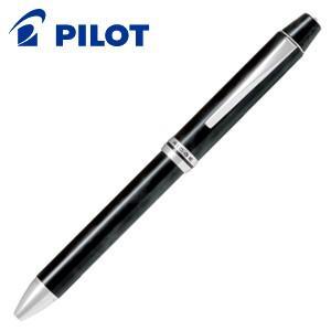 高級 マルチペン 名入れ パイロット フォープラスワン リッジ 多機能ペン ブラック&グレー BTHRF1MR-BGY|nomado1230