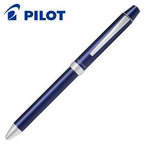 高級 マルチペン 名入れ パイロット スリープラスワン リッジ 多機能ペン ダークブルー BTHRT5SR-DL|nomado1230