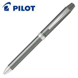 高級 マルチペン 名入れ パイロット スリープラスワン リッジ 多機能ペン グレー BTHRT5SR-GY|nomado1230