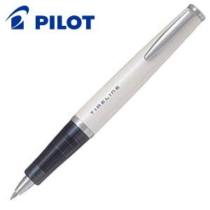 高級 ボールペン 名入れ パイロット タイムライン PRESENT ボールペン スノーホワイト BTL-3SR-SW|nomado1230
