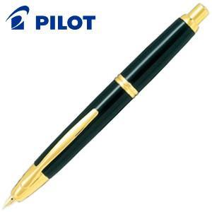 万年筆 名入れ パイロット キャップレス 万年筆 ブラック FC-15SR-B|nomado1230