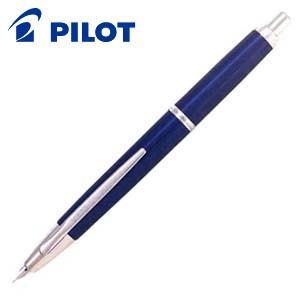 パイロット キャップレス デシモ 万年筆 (ダークブルーマイカ) FCT-15SR-DL-|nomado1230
