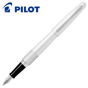 万年筆 名入れ パイロット コクーン 万年筆 ホワイト FCO-3SR-W|nomado1230