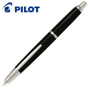 万年筆 名入れ パイロット キャップレス デシモ 万年筆 ブラック FCT-15SR-B-|nomado1230