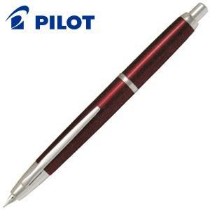 万年筆 名入れ パイロット キャップレス デシモ 万年筆 レッド FCT-15SR-R-|nomado1230