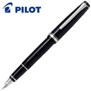 万年筆 名入れ パイロット エラボー ジュシ 万年筆 ブラック FE-18SR-B|nomado1230