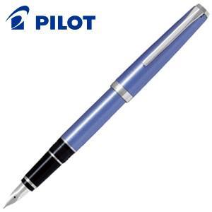 万年筆 名入れ パイロット エラボー ロジウム 万年筆 ライトブルー FE-25SR-LB|nomado1230