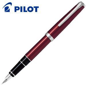 万年筆 名入れ パイロット エラボー ロジウム 万年筆 レッド FE-25SR-R|nomado1230