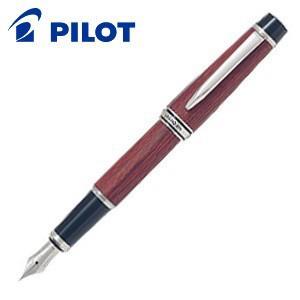 万年筆 名入れ パイロット レグノ89S 万年筆 ディープレッド FLE-12SK-DR-|nomado1230