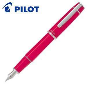 万年筆 名入れ パイロット プレラ 万年筆 ビビットピンク FRR-3SR-VP-|nomado1230