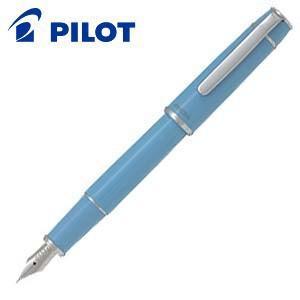 万年筆 名入れ パイロット プレラ 万年筆 ソフトブルー FRR-3SR-SL-|nomado1230
