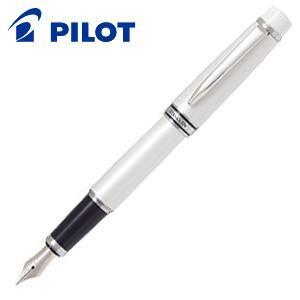 万年筆 名入れ パイロット ステラ90S 万年筆 パールホワイト FSE-1MR-W-|nomado1230