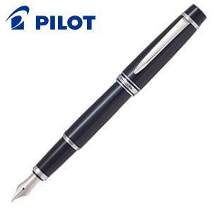 万年筆 名入れ パイロット ステラ90S 万年筆 ジェットブラック FSE-1MR-JB-|nomado1230