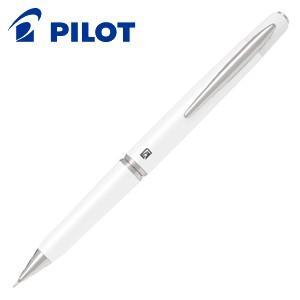 パイロット ふみ楽 シャープペンシル パールホワイト HFU-5SR-PW|nomado1230