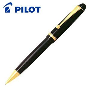 シャーペン 高級 名入れ パイロット カスタム74 ペンシル ブラック HKK-500R-B-05|nomado1230
